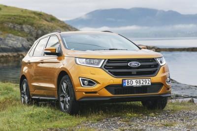 Ford Edge - den fremste av våre SUV-modeller