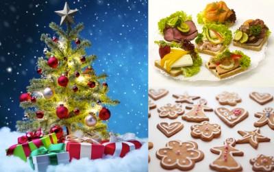 Velkommen til julelunch torsdag 15. desember