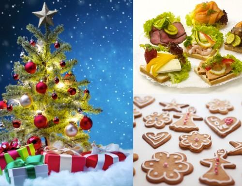 Velkommen til julelunch torsdag 15. desember fra kl. 11.00 til 14.00