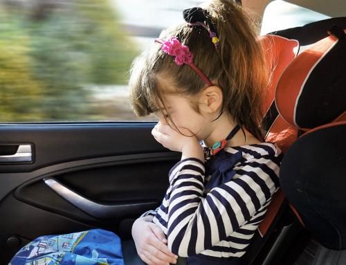 Slik unngår du å bli bilsyk på påsketuren