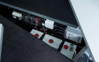 Ford Translit kan tilpasses ulike transportbehov.