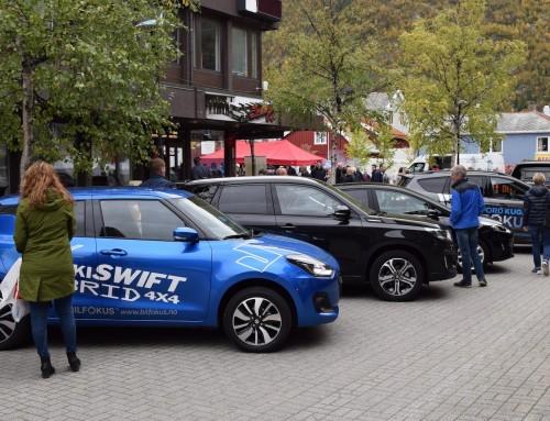 Spennende nyheter fra Ford og Suzuki presentert under Tiendebytte