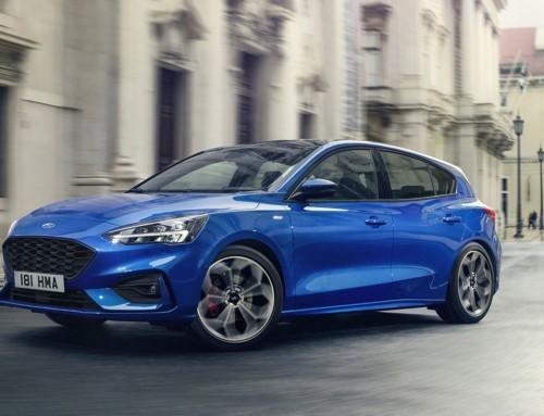 Helt ny Ford Focus